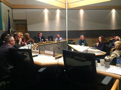 Citizens Academy Participants Attend City Council Meeting
